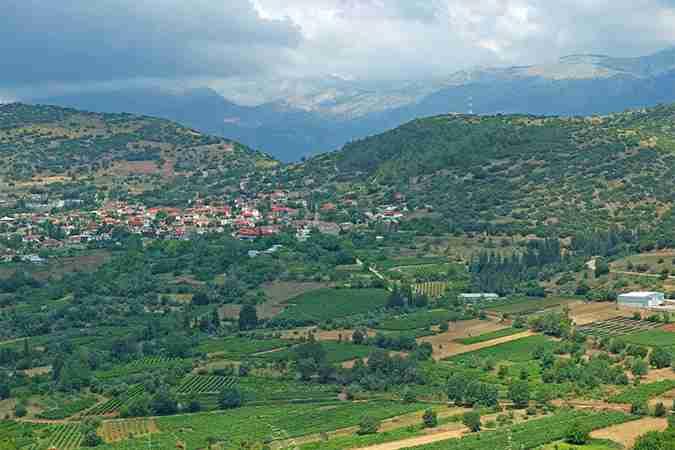 Greece Wine & Classical Sites Tour