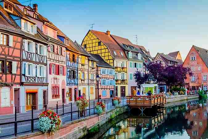Wine tour to Colmar, Alsace