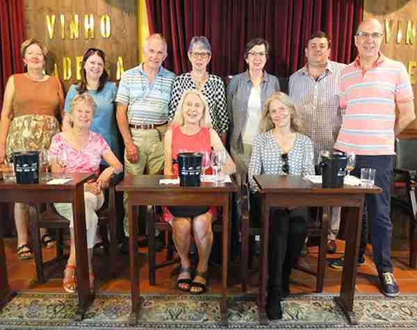 Vinho Madeira Tour Group
